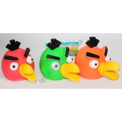 CR2552 Игрушка резиновая пищалка Angry Birds