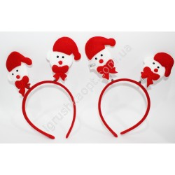 AA1323 Обруч Дед Мороз