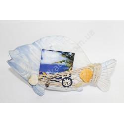 CR2249 Фоторамка рыбка