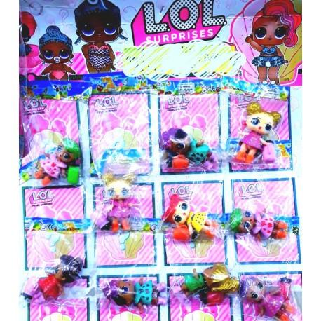 MM83 Куклы Лол (светятся), лист.