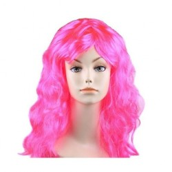 SM2552 Парик розовый