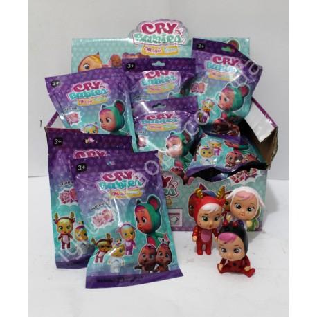 AA2312 CRY BABIES Кукла - плакса, в пакетах.