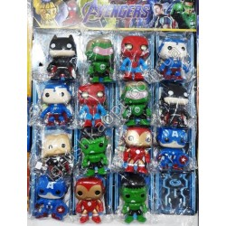 AA883 Супергерои, лист.