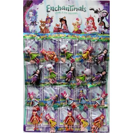 AA1746 Enchantimals фигурки, лист.