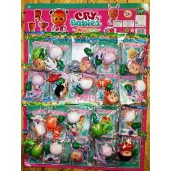 AA1741 Кукла Плакса лист