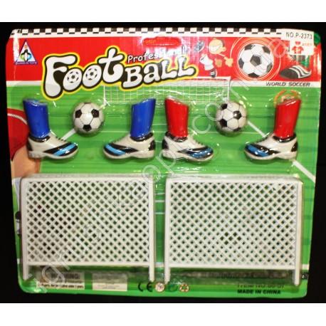 P2373 Футбол, набор для игры, пальчиковый.
