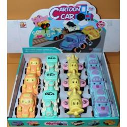 AA2740 Машинки Малышки, инерционные.