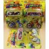 AA2609 Скейт пальчиковый + Велосипед